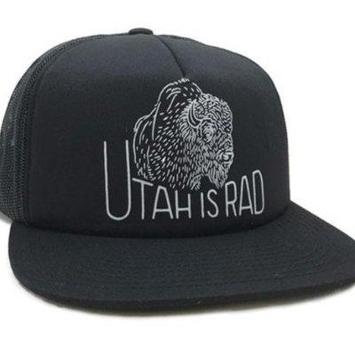 UTAH IS RAD Utah Is Rad - Buffalo Foam Hat