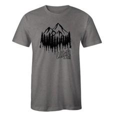 UTAH IS RAD Utah Is Rad - Mountain Forest Tee