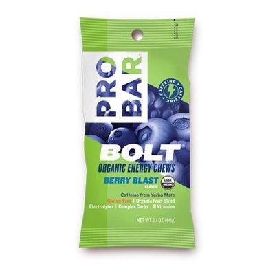 PRO BAR - BOLT - Organic Energy Chews