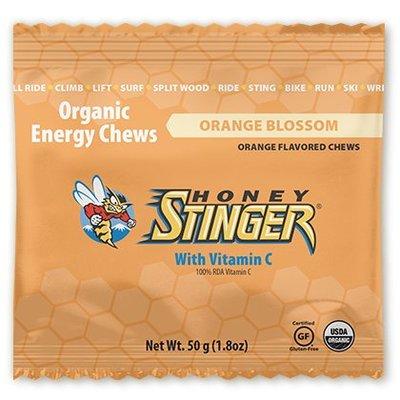 HONEY STINGER Honey Stinger - Organic Energy Chews, Orange Blossom