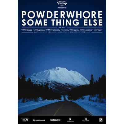 Powderwhore Some thing Else DVD