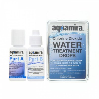 Aquamira - Water Treatment