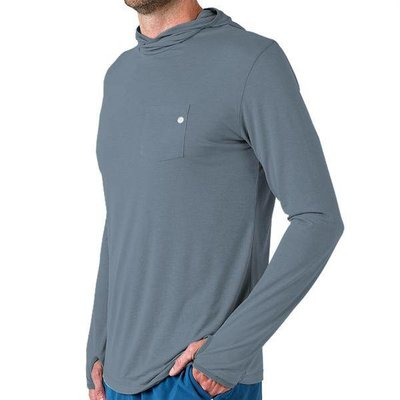 FREE FLY Free Fly - Men's Bamboo Lightweight Hoody