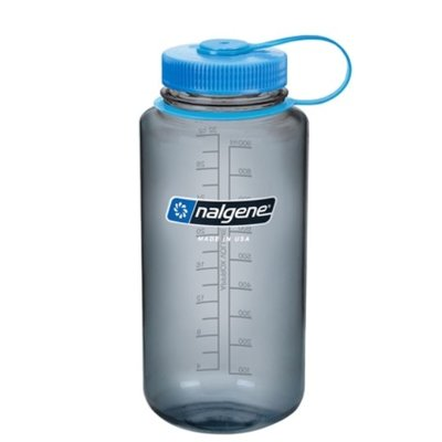 NALGENE Nalgene - Wide Mouth, 1 Quart, Blues & Browns