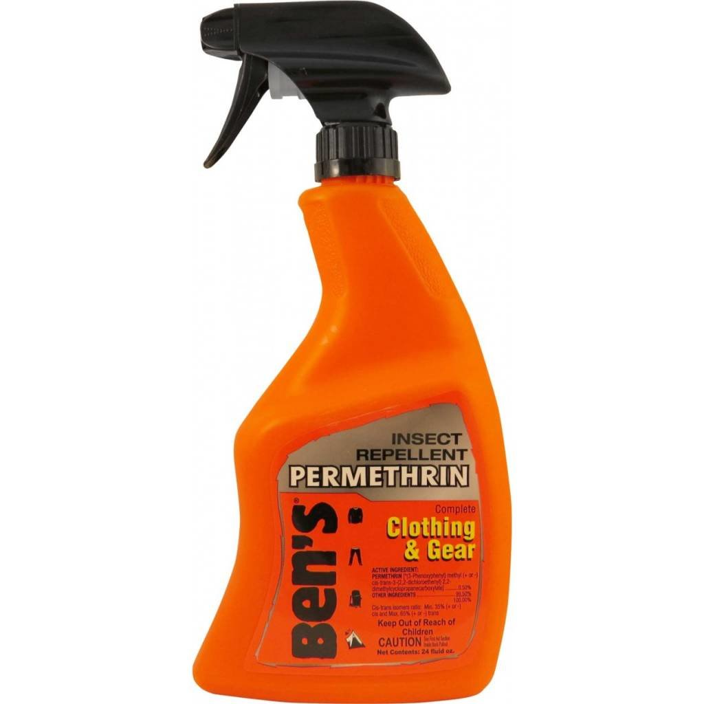 Ben's Clothing & Gear - 24 OZ Insect Repellent Permethrin