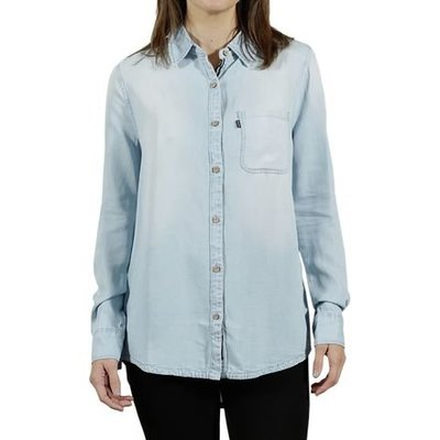 TENTREE TenTree - Women's Fernie Long Sleeve Button Up