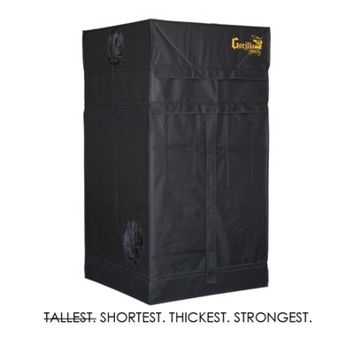 Gorilla Grow Tent Gorilla Grow Tent - Shorty 3' x 3'