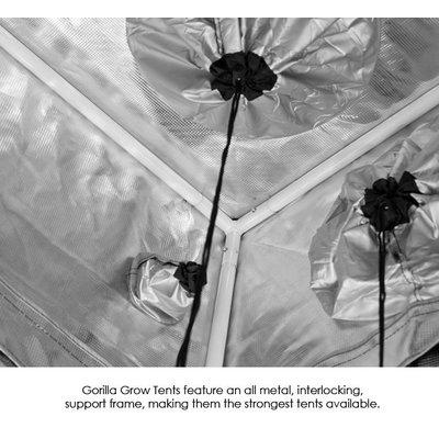 Indoor Gardening Gorilla Grow Tent - Shorty 3' x 3'