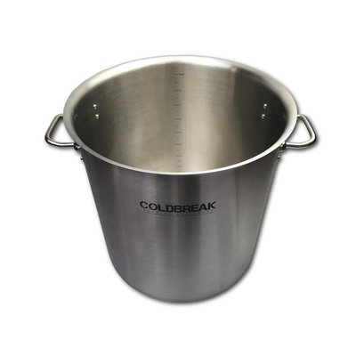 Coldbreak Brewing Coldbreak Brewing 10 Gallon Kettle w/Ball Valve