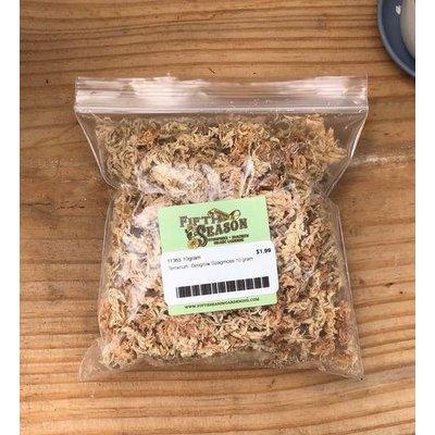 Fifth Season Gardening Co Besgrow Spagmoss Sphagnum Moss - 10 gram bag