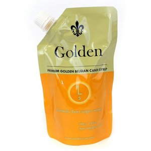 Beer and Wine Golden Belgian Candi Syrup - 1 lb