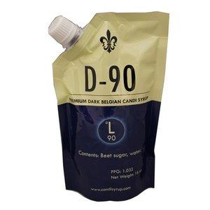 LD Carlson D90 Dark Belgian Candi Syrup - 1 lb