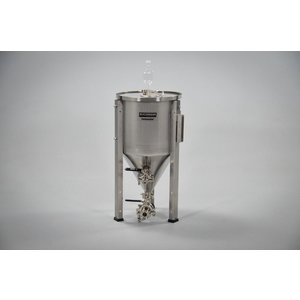 Beer and Wine Blichmann Engineering Fermenator Conical Fermentor (Standard NPT Fittings) - 14 gallon