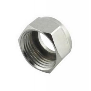 Beer and Wine Sanke Coupler Hex Nut