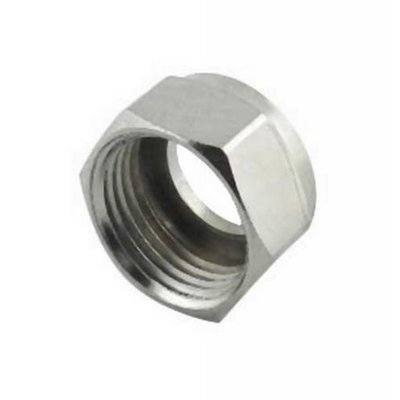 Foxx Equipment Sanke Coupler Hex Nut