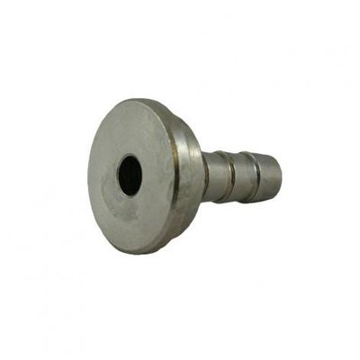 Beer and Wine Sanke Tailpiece - 3/16 OD barb