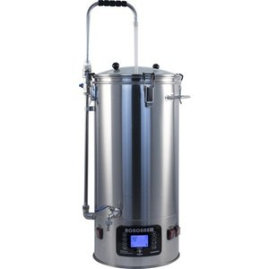 Beer and Wine Robobrew V3 Electric All-Grain Brewing System w/Pump - 9.25 gallon/35 L