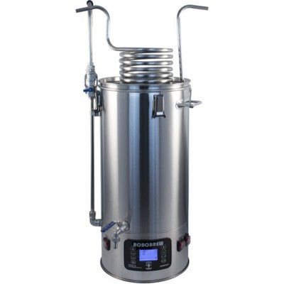 Beer and Wine Robobrew V3 Electric All-Grain Brewing System w/Pump