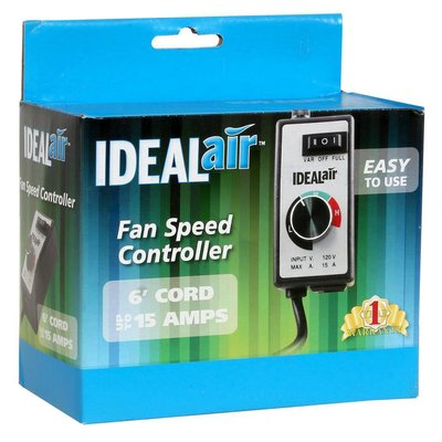 Indoor Gardening Ideal-Air Fan Speed Controller