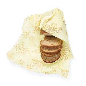 Urban DIY Bees Wrap Bread Wrap