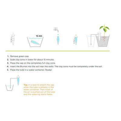 Blumat Blumat Classic Automatic Watering System - Junior