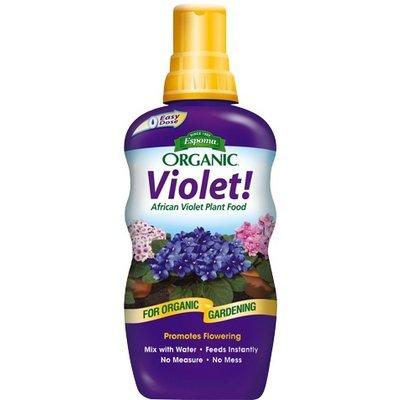 Outdoor Gardening Espoma Organic African Violet Liquid Plant Food - 8 oz