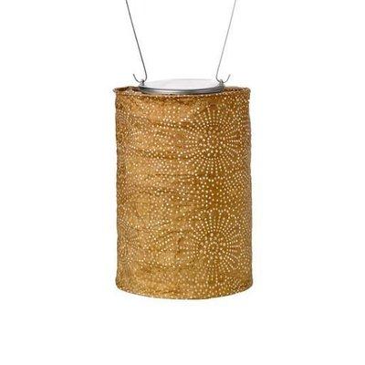 Home and Garden Soji Stella Solar Lantern - Bronze
