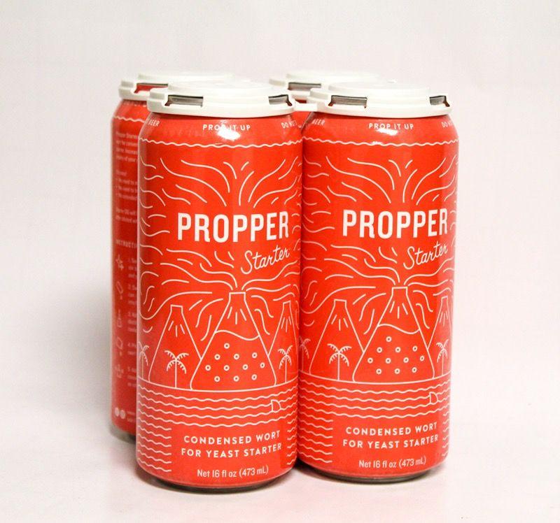 Propper Starter Canned Yeast Starter - 16 oz - 4/pk