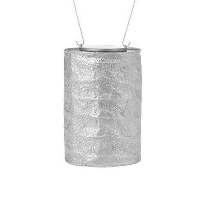 Home and Garden Soji Stella Solar Lantern - Silver