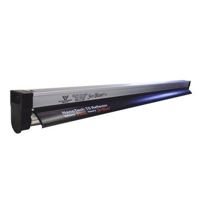 Lighting SunBlaster NanoTech T5 HO Fluorescent Fixture w/ Reflector - 2 ft