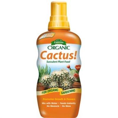 Outdoor Gardening Espoma Organic Cactus & Succulent Plant Food - 8 oz