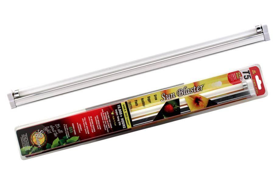 Lighting Sunblaster Nanotech T5 Ho Fluorescent Fixture - 2 Ft