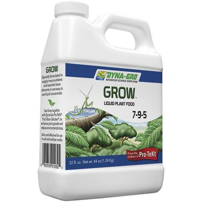 Dyna-Gro Dyna-Gro GROW Liquid Fertilizer