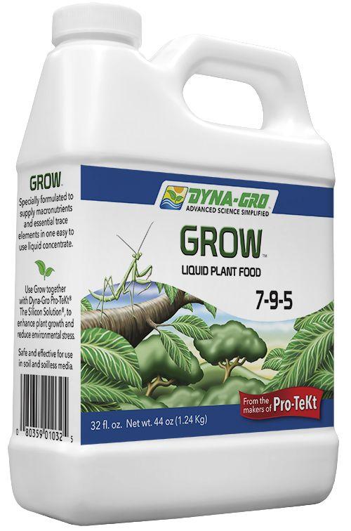 Dyna-Gro GROW Liquid Fertilizer