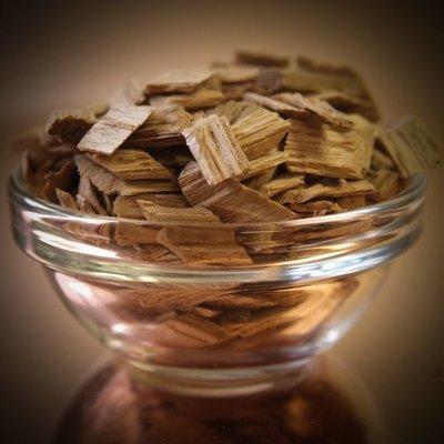 LD Carlson American Oak Chips-Light Toast; 4 oz