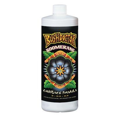 Indoor Gardening FoxFarm Bush Doctor Boomerang - Quart