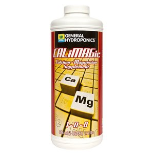 Indoor Gardening General Hydroponics CaliMagic - Quart