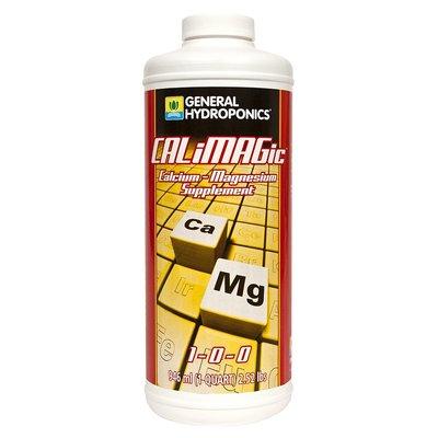 Indoor Gardening General Hydroponics CaliMagic - Quart