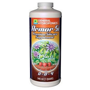 Indoor Gardening General Hydroponics Armor Si - Quart