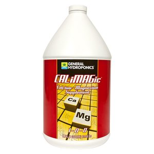 Indoor Gardening General Hydroponics CaliMagic - 1 Gallon