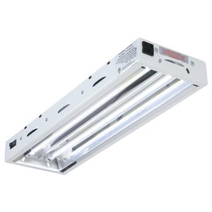 Indoor Gardening Sun Blaze 24 - T5 LED Fixture - 4 Lamp - 2 Foot - 120 Volt