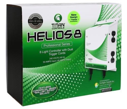 Indoor Gardening Titan Controls Helios 8 Lighting
