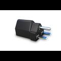 Lighting Nanolux 120v to 240v Adapter Plug