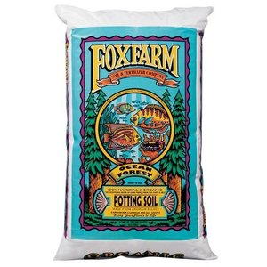 Outdoor Gardening Fox Farm Ocean Forest Potting Soil - 1.5cuft