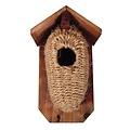 Home and Garden Jute Nesting Box