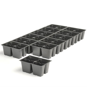Landmark Seed Starting Flat Insert - 48 Cell