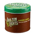 Pest and Disease Amazon Lights Citronella Garden Candle