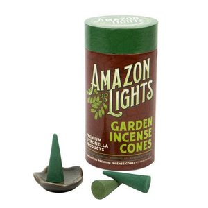 Murphy's Naturals Amazon Lights Citronella Incense Cones