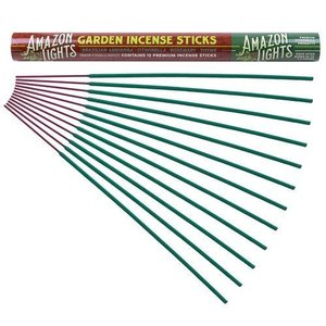 Pest and Disease Amazon Lights Citronella Incense Sticks