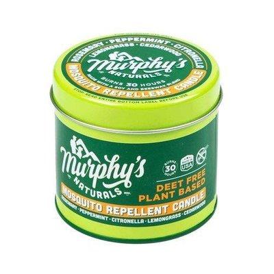Murphy's Naturals Murphy's Naturals Mosquito Repellent Garden Candle